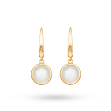 Astley Clarke Mini Round Stilla Earrings