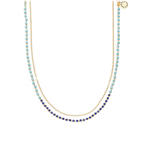 Astley Clarke Ocean Degrade Necklace