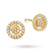 Astley Clarke Mini Icon Aura Stud Earrings