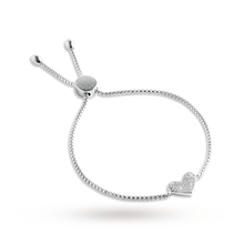 Forever Joma The Core Silver Heart Bracelets