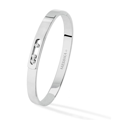 For Her - Messika Move Joaillerie Diamond Bangle - 6368