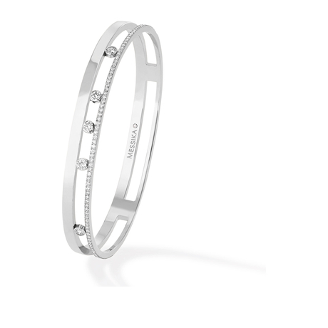 Messika Move Romane Diamond Bangle