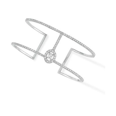 Messika Glam'Azone Diamond Cuff