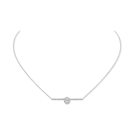 Messika Glam'Azone Pave Diamond Necklace