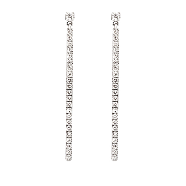 Messika Gatsby Diamond Bar Earring