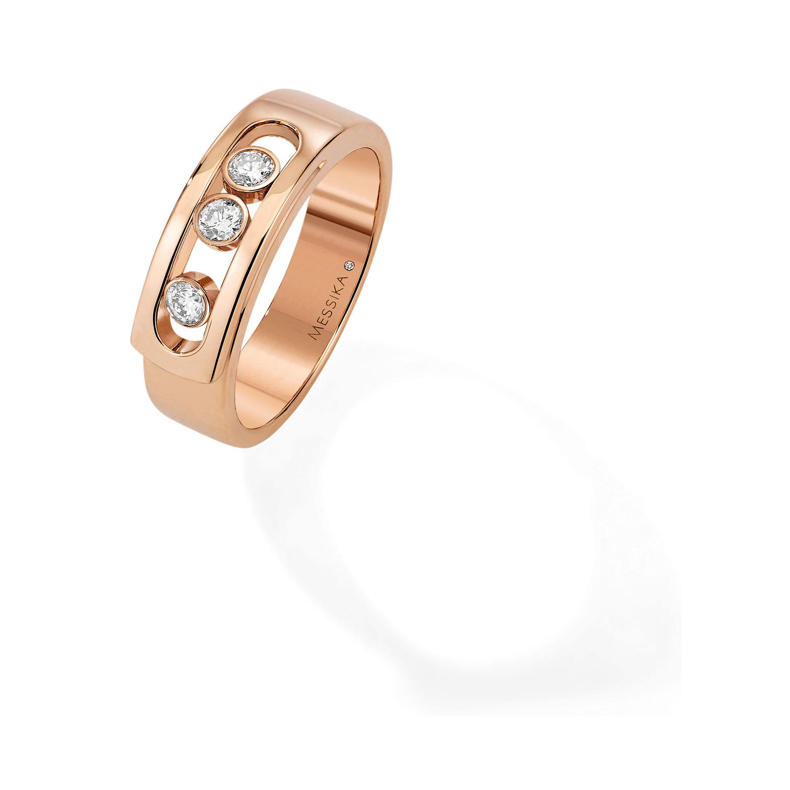 stone in gold white ring jewellery bypass tw rings with mothers diamonds