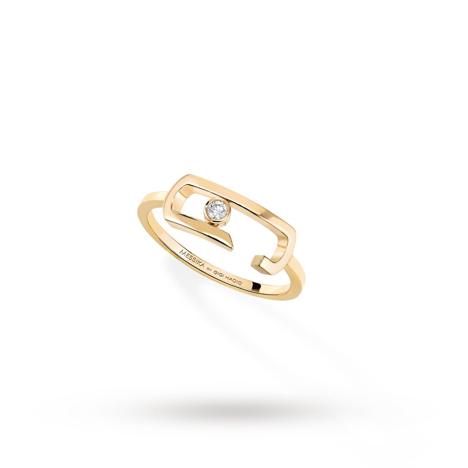 jewely ellie plain minimalist simple product gold maui j rings ejm