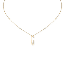 Messika Move Addiction Diamond Plain Necklace