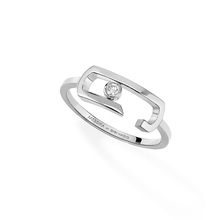 Messika Move Addiction Diamond Plain Ring