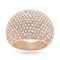 For Her - SWAROVSKI Stone Crystal Pave Ring - Size Small - 5102571
