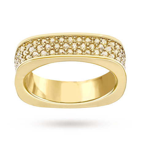 For Her - SWAROVSKI Vio Ring - Size Extra Large - 5139702