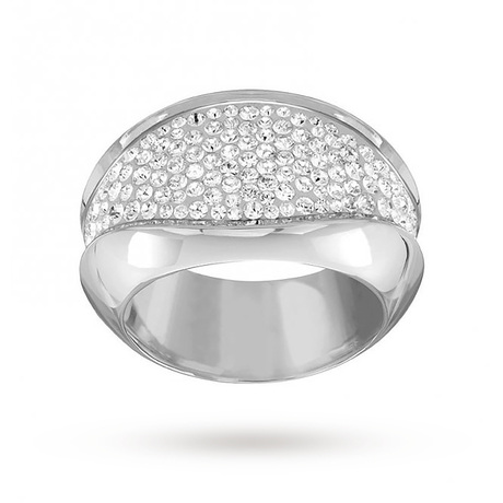 For Her - SWAROVSKI Cycle Ring - Size Extra Large - 5140102