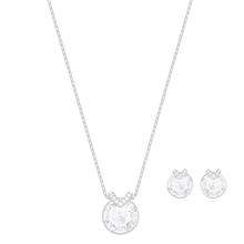 SWAROVSKI Bella V Rhodium Plated Set