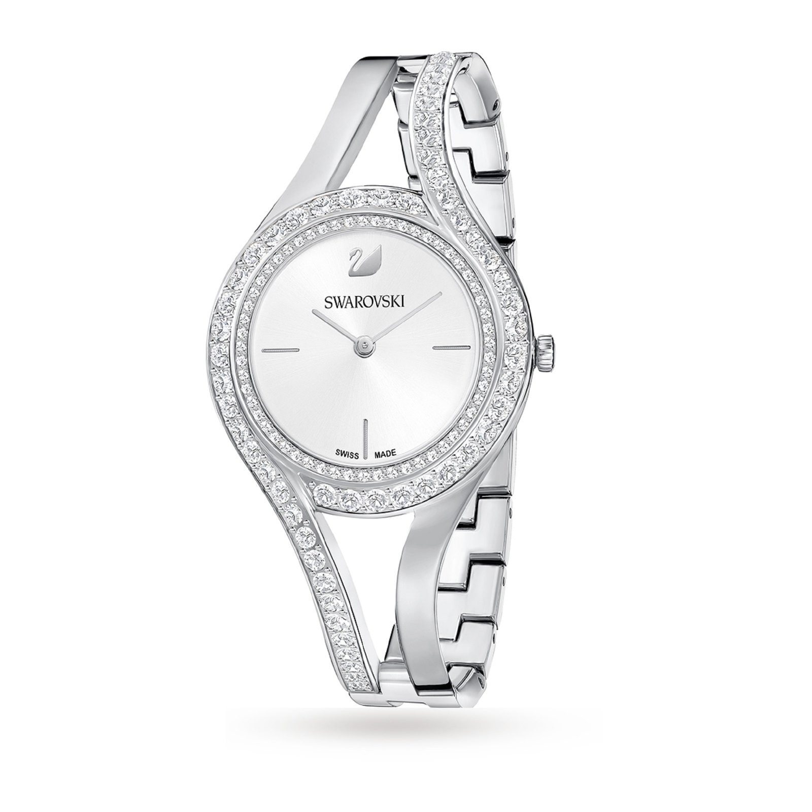 SWAROVSKI Eternal White Watch