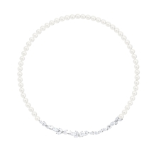 SWAROVSKI Louison Pearl Necklace