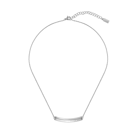Hugo Boss Insignia Stainless Steel Necklace