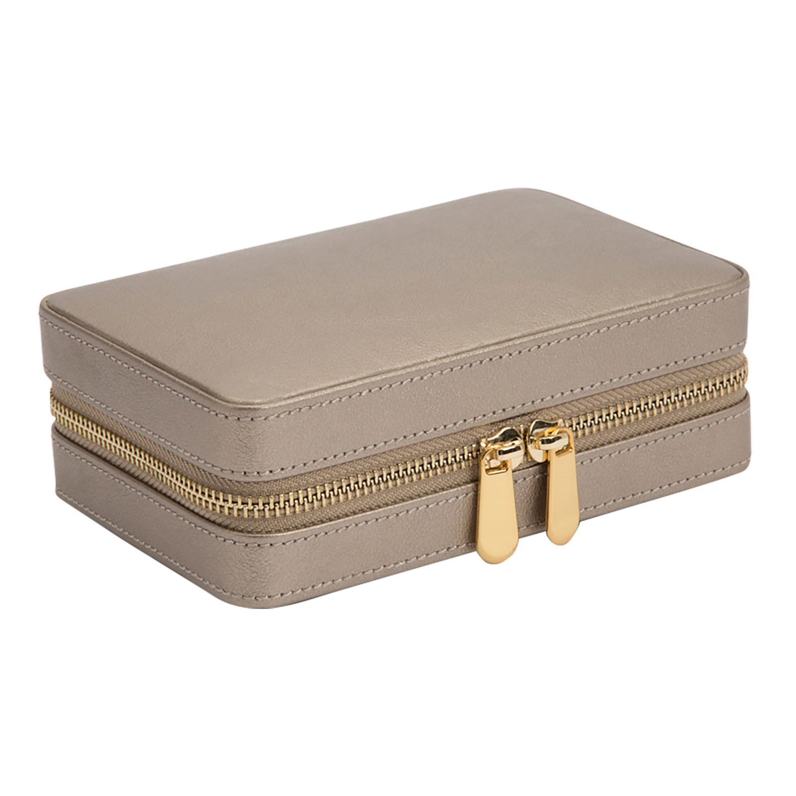 Palermo Zip Case - Pewter