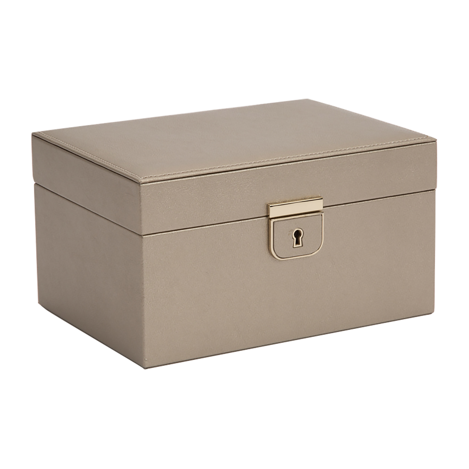 Palermo Small Jewellery Box - Pewter