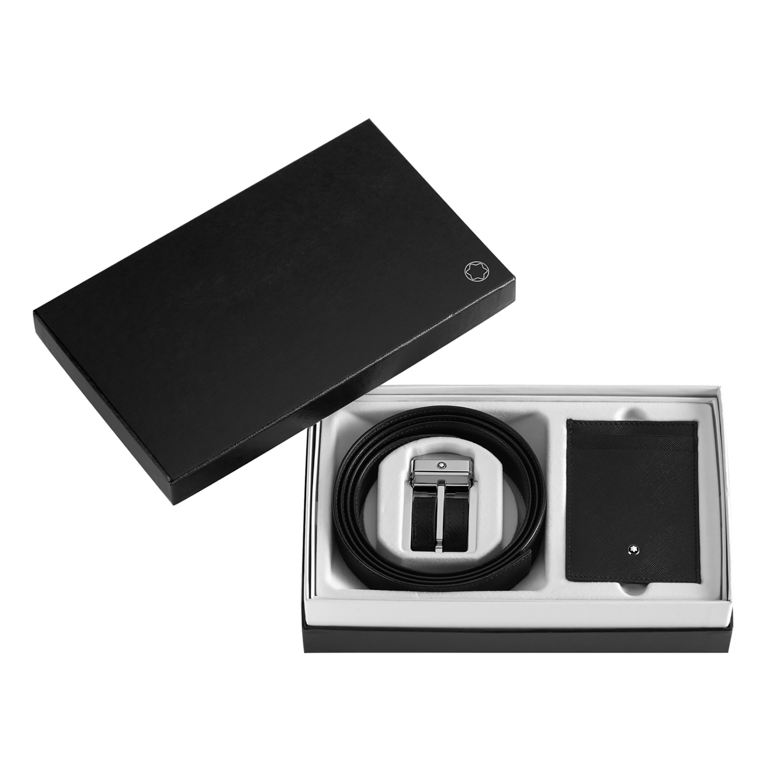 Montblanc Small Leather Goods & Belt Gift Set