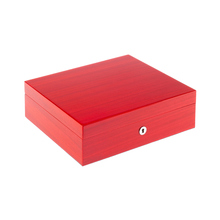 Rapport Heritage Red 4 Watch Box