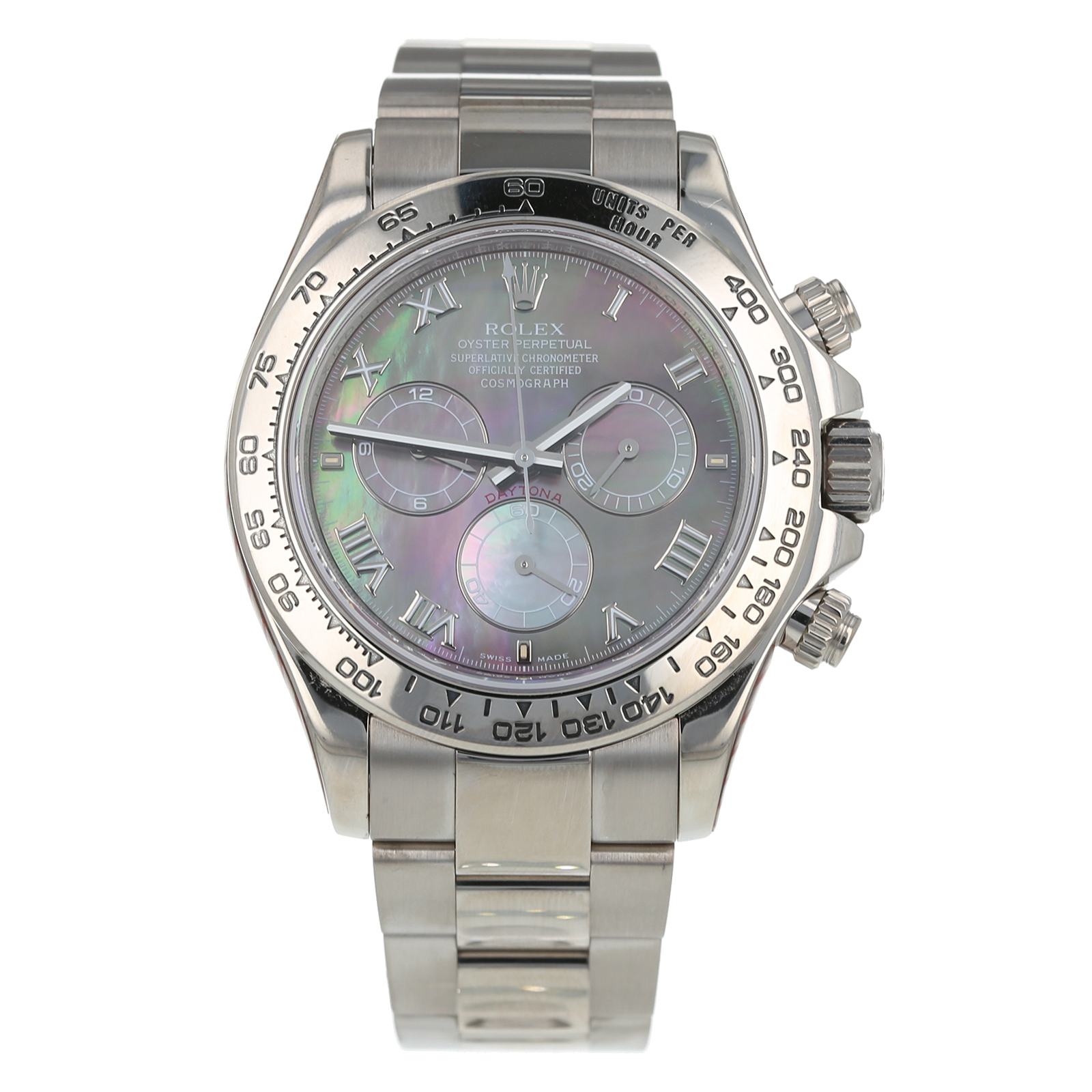 Pre-Owned Rolex Cosmograph Daytona Mens Watch116509