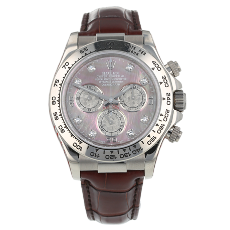 Pre-Owned Rolex Cosmograph Daytona Mens Watch 116519