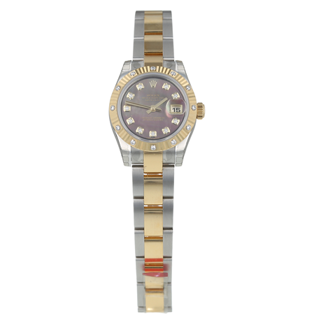 Pre-Owned Rolex Datejust Ladies Watch 179313
