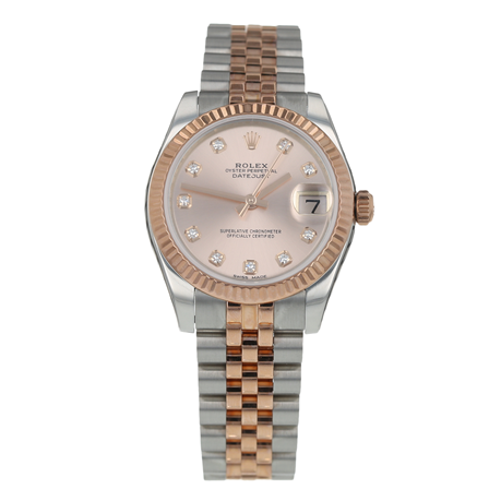 Pre-Owned Rolex Datejust Ladies Watch 178271
