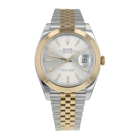 Pre-Owned Rolex Datejust Mens Watch 126303