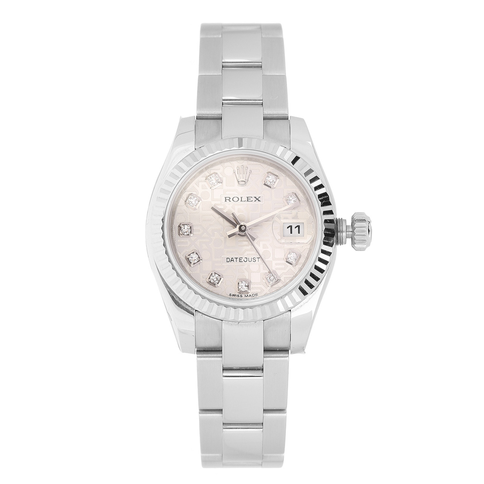Pre-Owned Rolex Datejust 26, Circa 2003