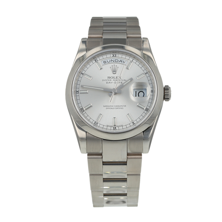 Pre-Owned Rolex Day-Date Mens Watch 118209