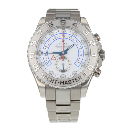 Pre-Owned Rolex Yacht-Master II Mens Watch 116689