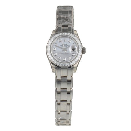 Pre-Owned Rolex Pearlmaster Ladies Watch 80309BR