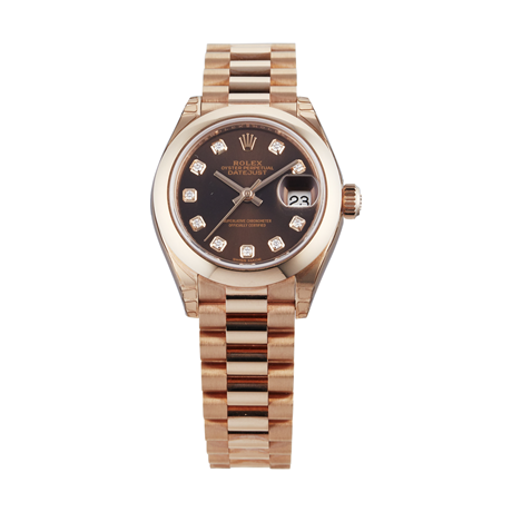 Pre-Owned Rolex Datejust Ladies Watch 279165