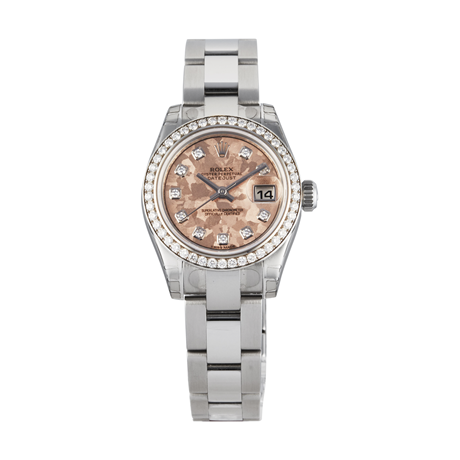 Pre-Owned Rolex Datejust Ladies Watch 179384