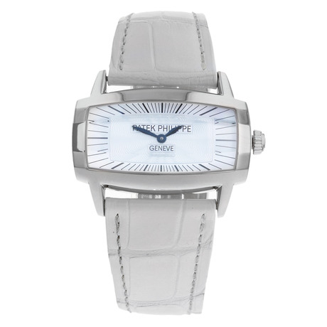 Pre-Owned Patek Phillipe Gondolo White Gold Ladies Watch
