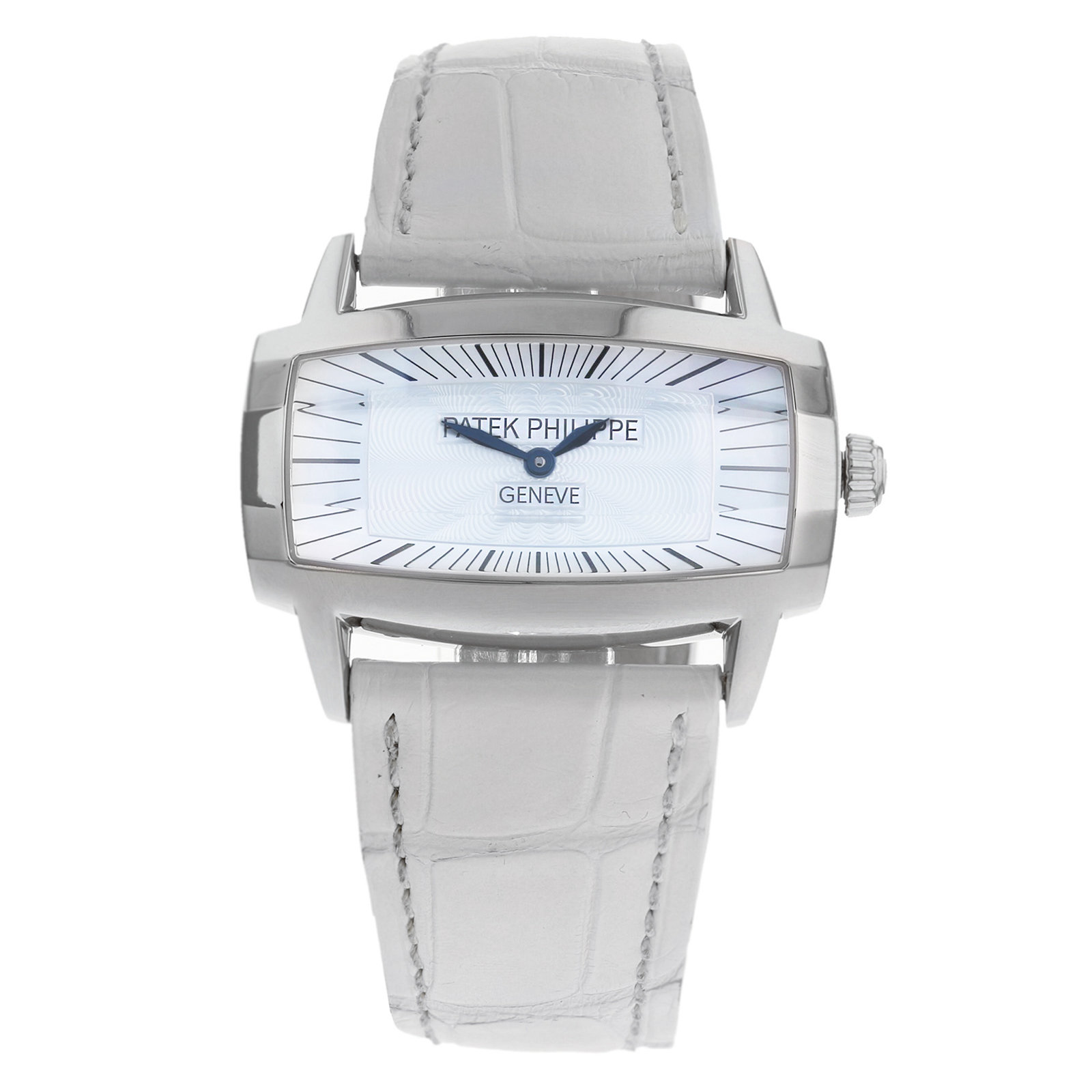 Pre-Owned Patek Philippe Gondolo White Gold Ladies Watch