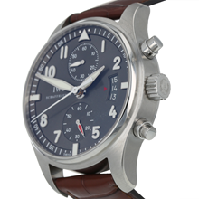 Pre-Owned IWC Spitfire Mens Watch IW387802