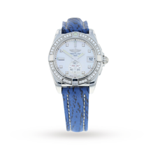 Pre-Owned Breitling Galactic 36 Ladies Watch, Circa 2012