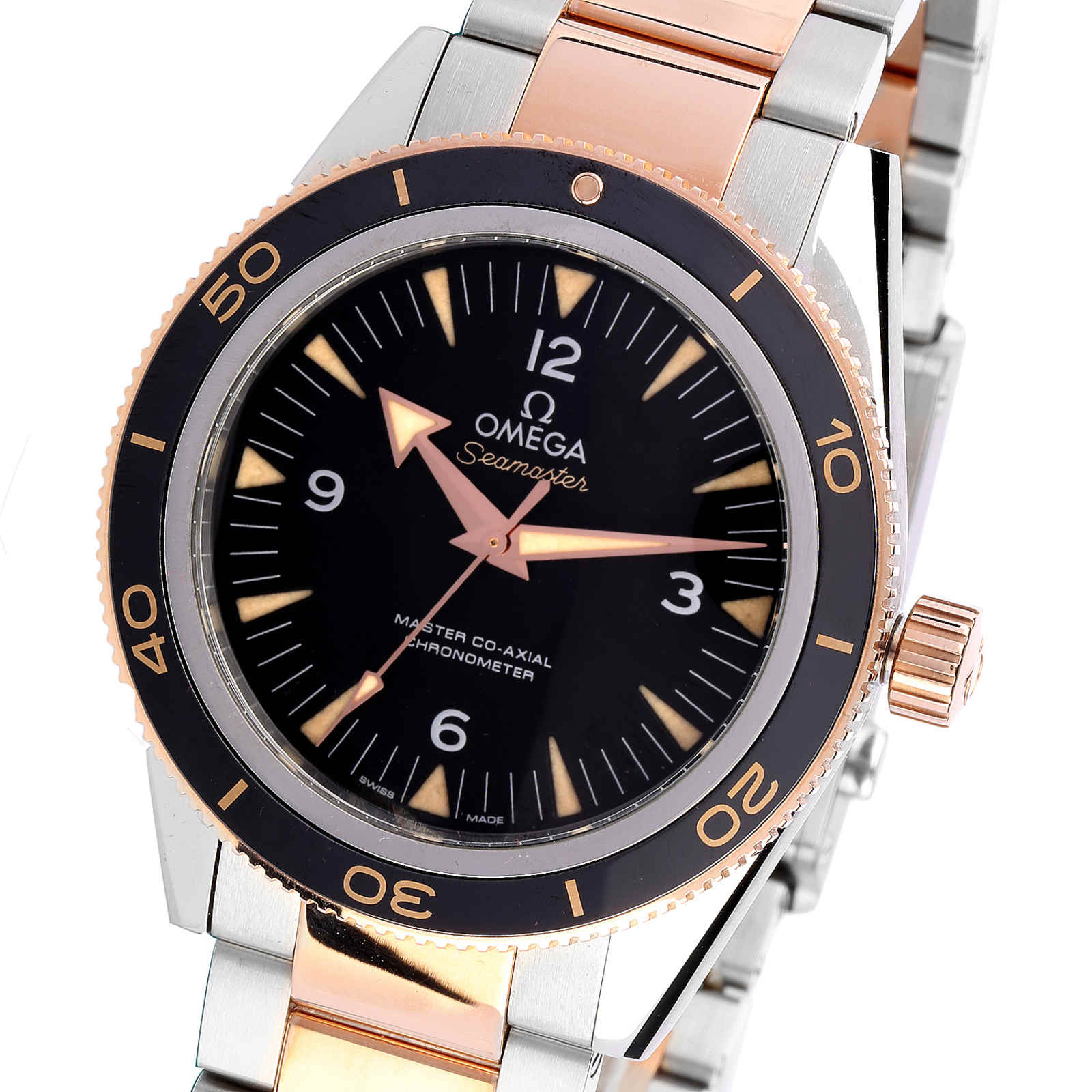 Pre-Owned Omega Seamaster
