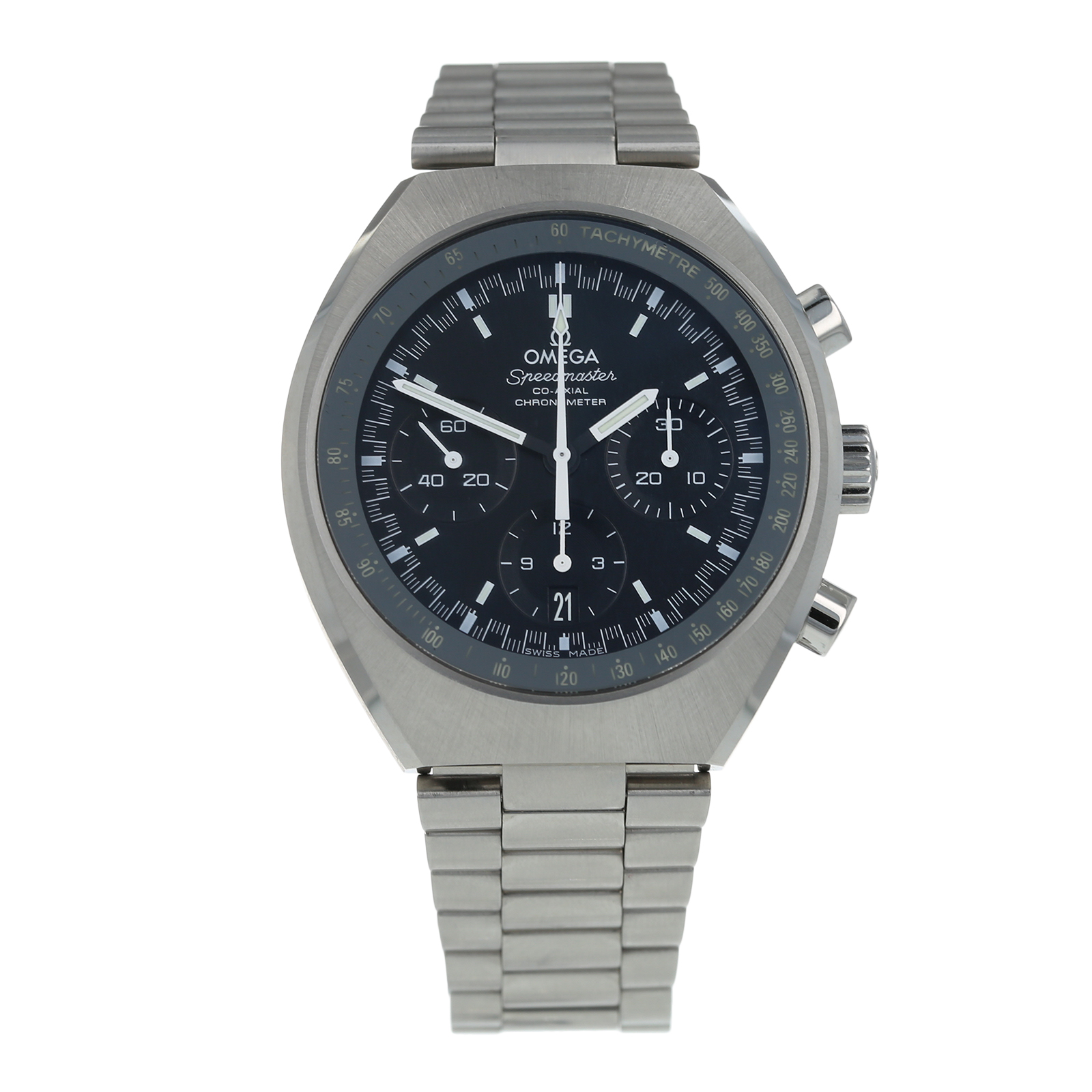 Pre-Owned Omega Speedmaster MKII, Circa 2013