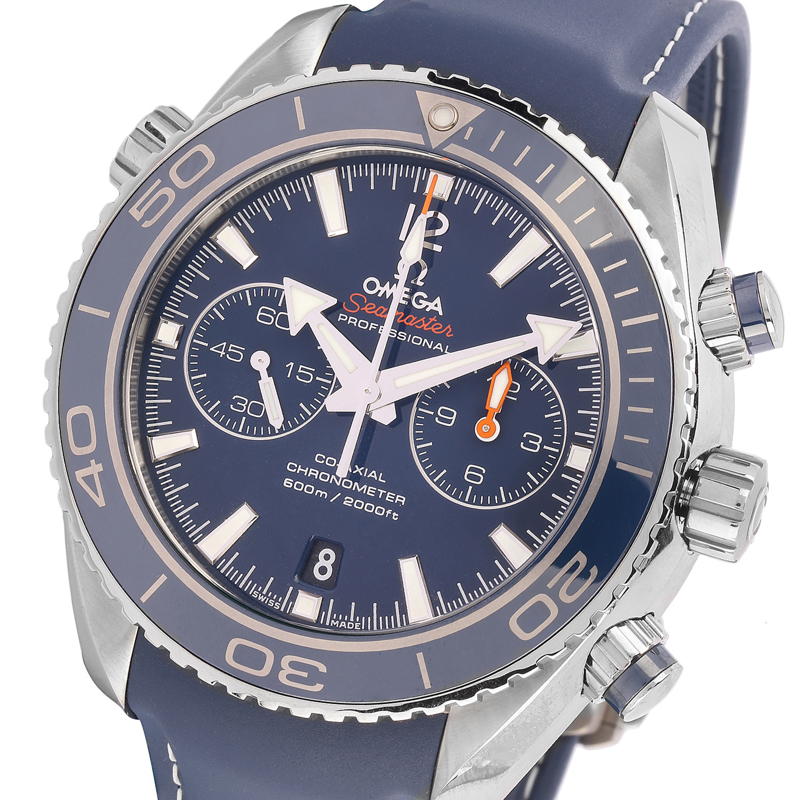 Pre-Owned Omega Planet Ocean