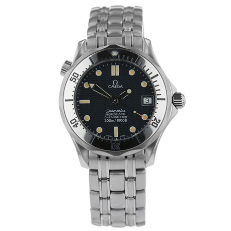 Pre-Owned Omega Seamaster 300m Unisex Watch 2552.80.00