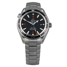 Pre-Owned Omega Seamaster Planet Ocean Mens Watch 2201.51.00