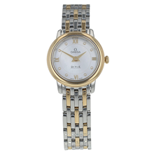 Pre-Owned Omega De Ville Prestige Ladies Watch 424.20.24.60.55.001