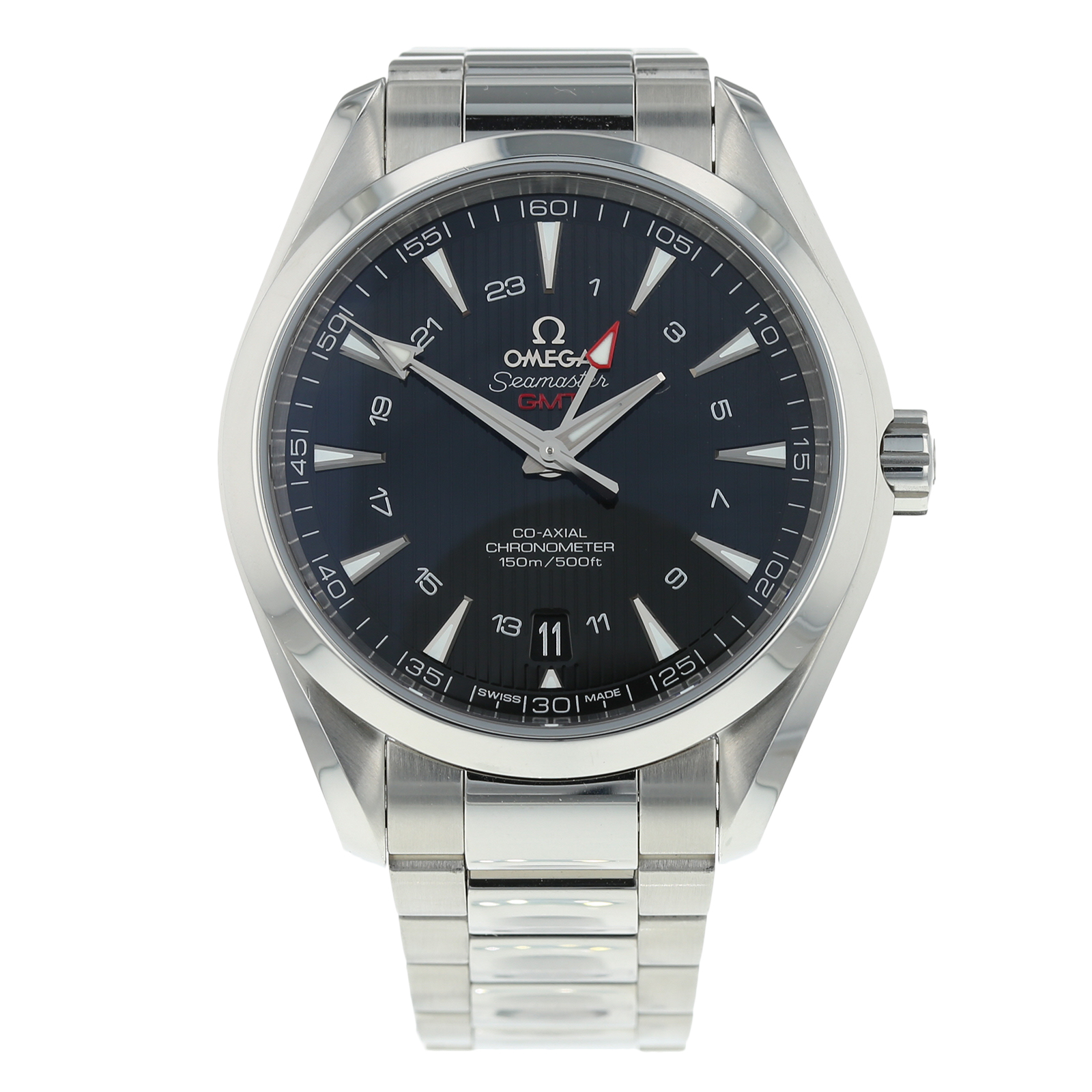 Pre-Owned Omega Seamaster Aqua Terra Mens Watch 231.10.43.22.01.001