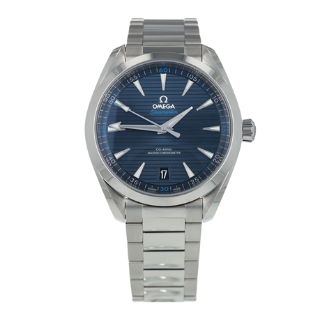 Pre-Owned Omega Seamaster Mens Watch 220.10.41.21.03.001
