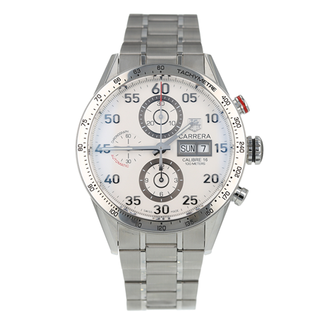 Pre-Owned TAG Heuer Carrera Mens Watch CV2A11