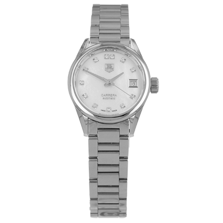 Pre-Owned TAG Heuer Carrera Calibre 9 Ladies Watch WAR2414