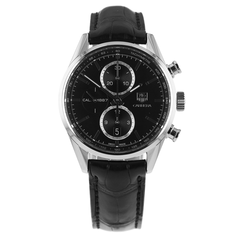 Pre-Owned TAG Heuer Carrera Mens Watch CAR2110-4
